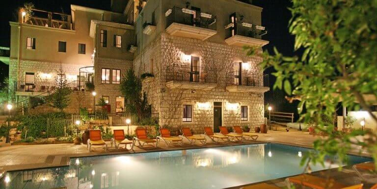 המלון, וילה גליליי