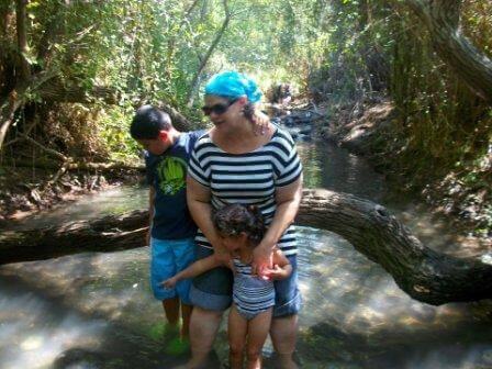 המג'רסה: חוויה לכל המשפחה עם מסלול מוצל ורטוב