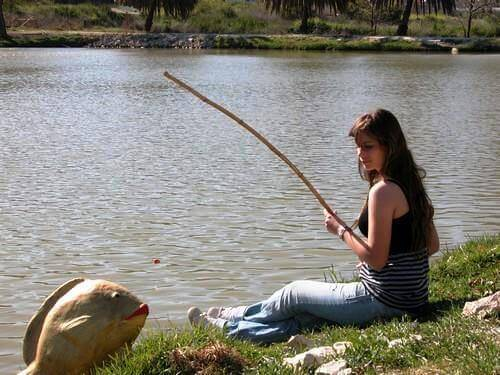 דג בכפר