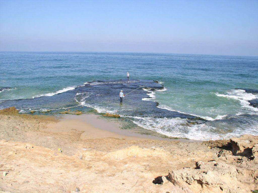 חוף אכזיב, צילם: איל שפירא