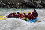 שייט בסירות  נהר -Rafting