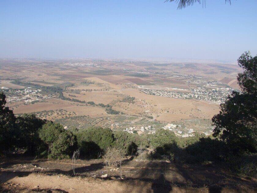 הר תבור – מסלול הפסגה