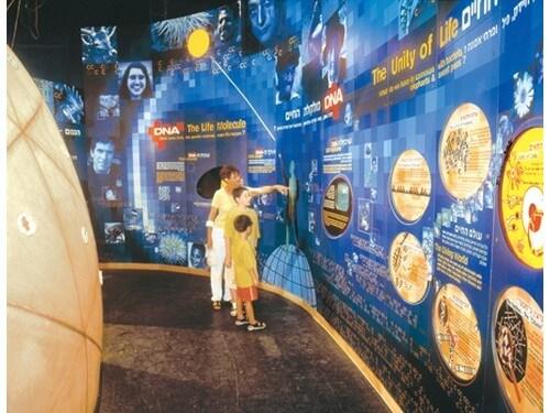 מוזיאון המדע בחיפה - מדעטק