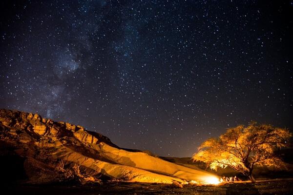 תצפית כוכבים צלם:דניאל בר