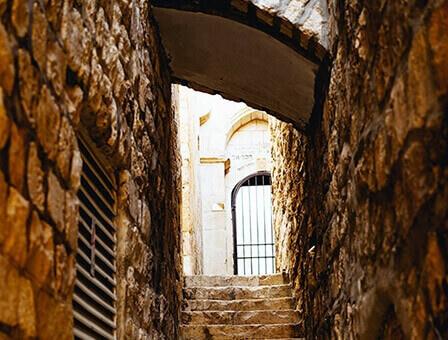 סמטאות ירושלים הקסומות