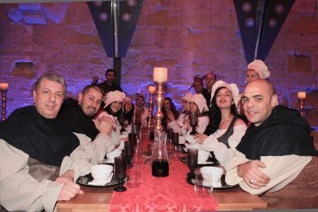 הסעודה, צילום דורון זלצר