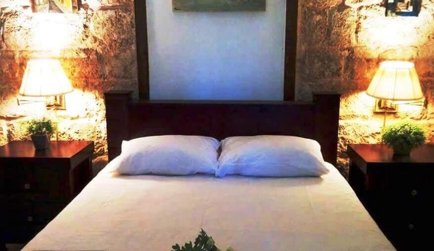 """רומנטיקה בין הכרמים, בתמונה: מלון בוטיק """"למזכרת"""""""