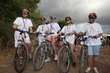 כנס תיירות בינלאומי בגליל בסימן האופניים