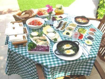 ארוחות הבוקר הכי שוות בצימרים
