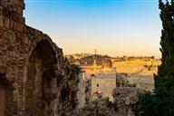 צימרים בירושלים- חופשה קדושה