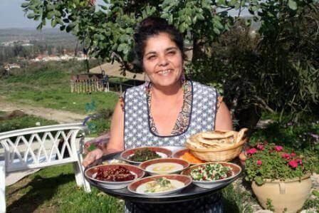 בפעם ה 13: פסטיבל האוכל הכפרי