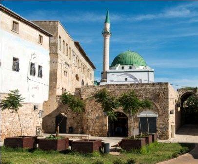 עכו, העיר העתיקה של היום