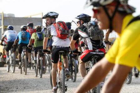 רוכבים בגליל: פסטיבל רוכבי אופניים