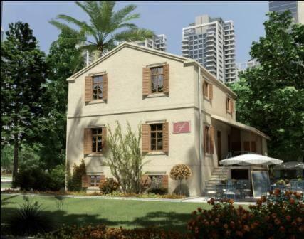 חדש: מתחם שרונה תל אביב
