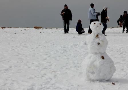החורף בישראל: יומן מצולם