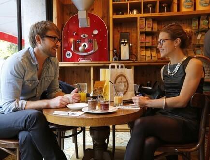 שרונה: בתי קפה וקולינרייה מתוקה