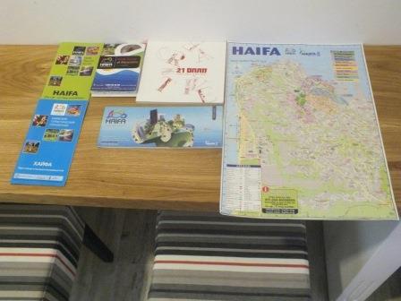 תקבלו מפה של האיזור והמלצות על הסביבה