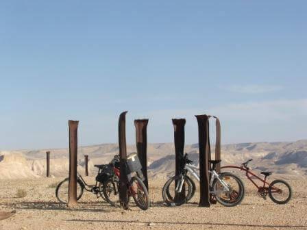 המדבר, מושלם לרכיבת שטח (התמונה באדיבות גיאופן)