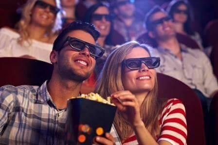 חוויה רב חושית בקולנוע