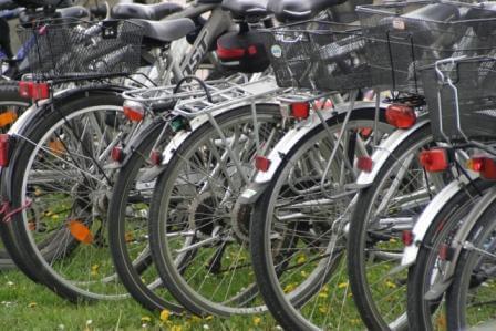 אופניים ידידותיים לרכיבה בעיר