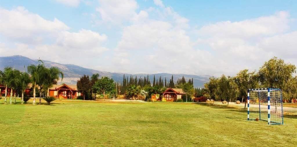 הוילג' על הירדן - רשת מלונות מטיילים