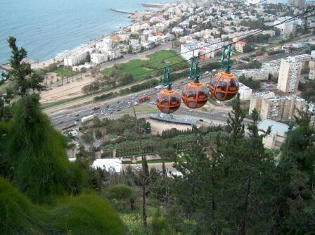 חיפה יפה מכל זווית
