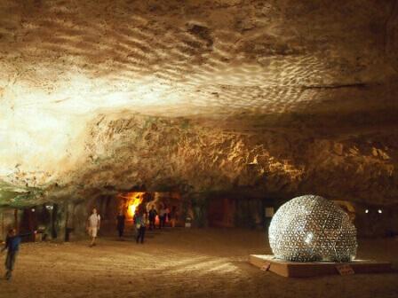 המערה במסלול הירוק (צילום אורן גבאי גולן)