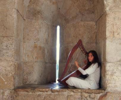 קבלת פנים מוסיקלית בשער יפו (צילום אורן גבאי גולן)