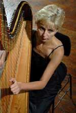 """יוליה רובינוב. קונצרט מוסיקה קלאסית בצפת. צילום: יח""""צ"""