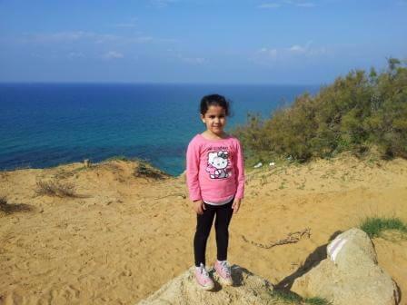 שמורת חוף השרון, צילום דנה נמדר