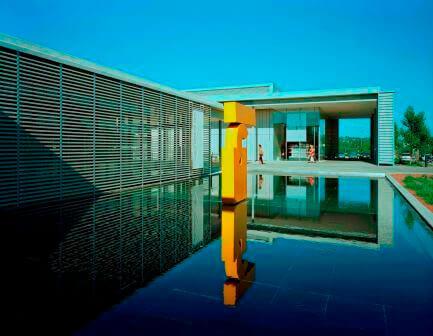 אדריכלות במיטבה, התמונה בחסות מוזיאון ישראל