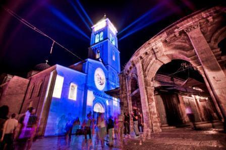 היסטוריה ותרבות, הכנסיה הלותרנית (צילום עומרי בראל)