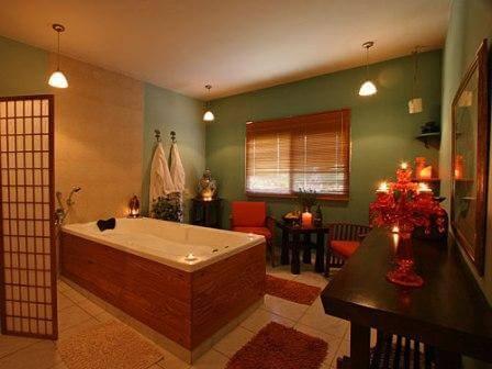 חדרי הספא צילום: סשה אלכוב