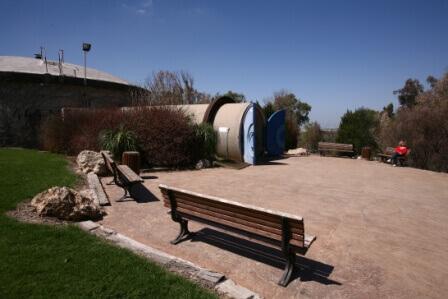מוזיאון המים (התמונה בחסות מועצה שקמה הבשור)