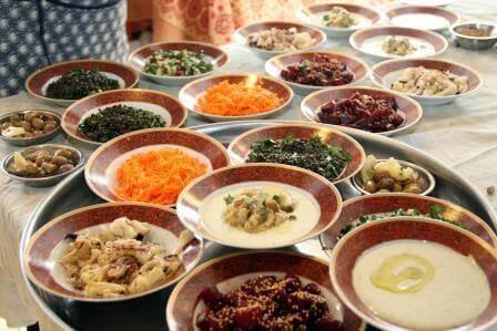אוכל כפרי במטה יהודה, צילום אייל להט