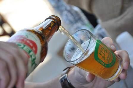 בירה כפרית, צילום חיים רוז