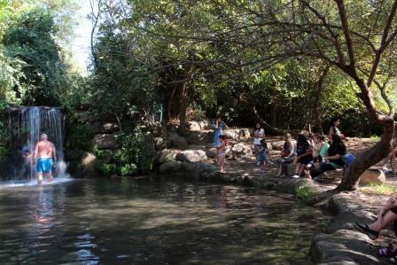 גן לאומי שניר, צילום יעקב שקולניק