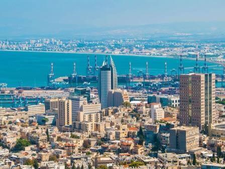 הנוף הכי יפה שיש, חיפה