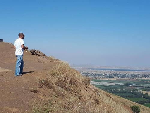 שמואל בשטח