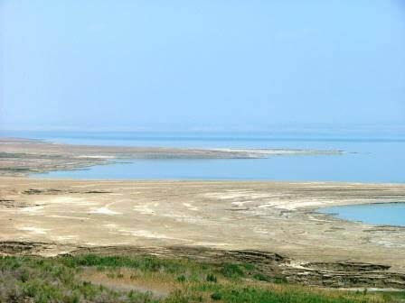 נופי ים המלח המרשימים