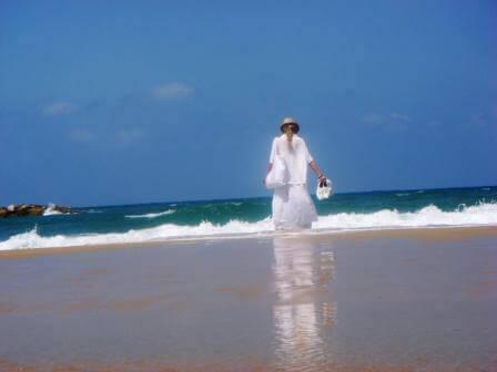 חוף בוגרשוב (צילום: גליה אלון)