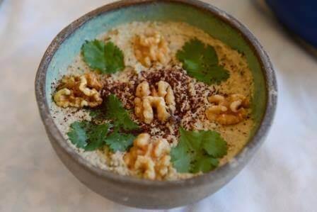 חומוס תוצרת ביתית, צילום מרינה וסרמן סמסון