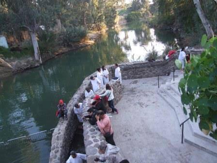 הירדנית -אתר טבילה צלייני, צילום אייל שפירא