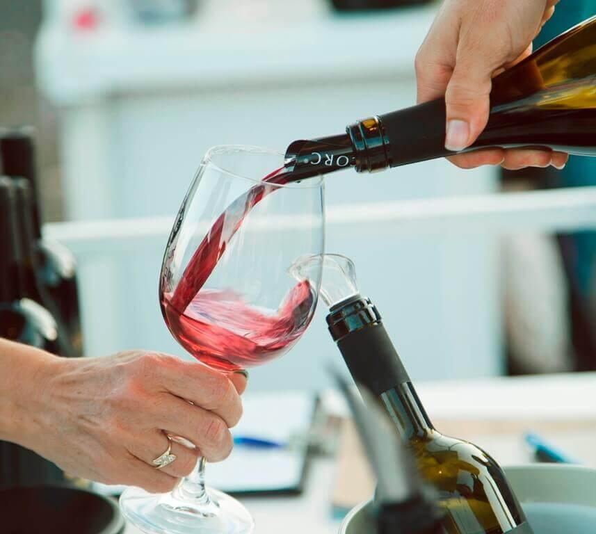 יין מתוצרת  מקומית. צילום: ליאור גורנו