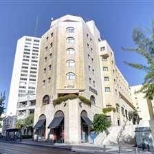 מלון דירות לב ירושלים