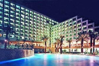 מלון ישרוטל - ים המלח