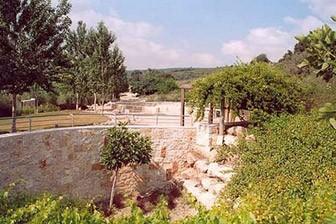 מי קדם - פארק אלונה