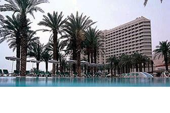 מלון מרידיאן ים המלח