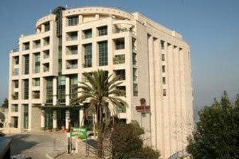 מלון קראון פלזה חיפה