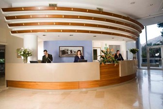מלון רימונים מינרל טבריה